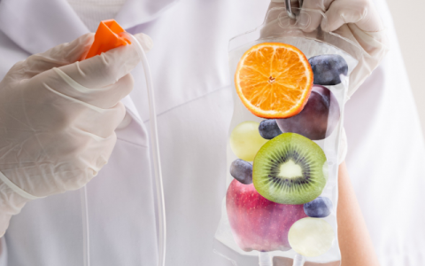 Intravenous Nutritional Therapy IVNT